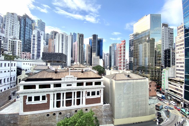 Private Office facing Tai Kwun