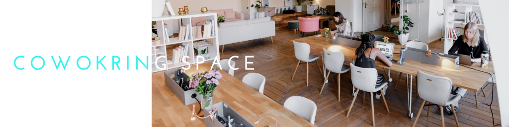 Coworking Space -sharing ideas and space