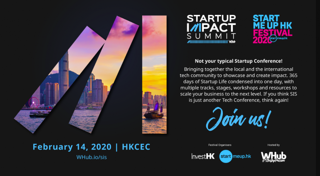The global startup competition is going to be launched in Hong Kong soon for accelerating the development of startup.