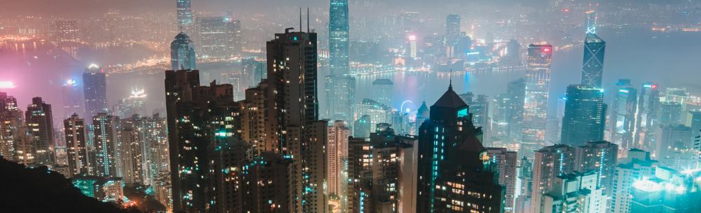 Policy Address 2020 - Future of Hong Kong